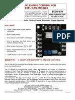 ECU-9957N Cut Sheet