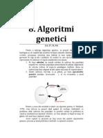 Capitol Algoritmi Genetici