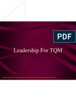 CHP 2 Leadership for TQM