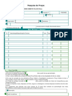 Planilha de Pesquisa de Preço (1)