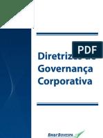 Diretrizes de Governanca Corporativa Da BM&FBOVESPA