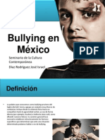 Bullying en México