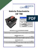 BATERIA ESTACIONÁRIA FREEDOM DF700
