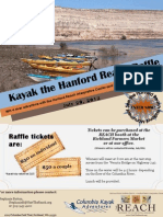 Kayak the Hanford Reach