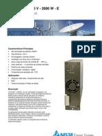 Retificador Delta Leaflet FR48V-2000W-E