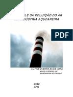 Controle poluição do ar