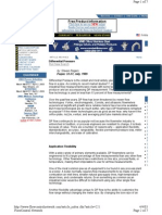 Flow Meter Tutorial - Differntial Pressure - Flow Control Ju