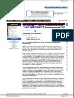 Flow Metering Thermal Mass - Flow Control July 1999