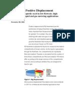 Flow Tutorial - PD Positive Displacement Flow Meters