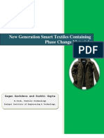 NEEW Generation Smart Textile