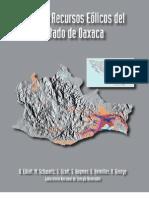 Mapa Eolico Espana