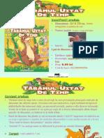 Prezentare de Distributie Taramul Uitat de Timp