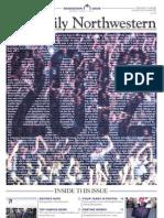 The Daily Northwestern Graduation Issue 2012