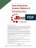 JBoss Enterprise Application Platform-6-Beta Release Notes-En-US