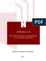 Ciencia20_rebiun_2011
