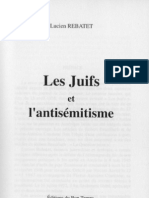 Les Juifs et l'antisémitisme_REBATET Lucien_Livre scanné