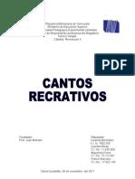 TRABAJO DE RECEACIÓN II