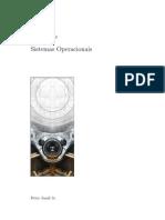 Livro de Sistemas Operacionais - Excelente