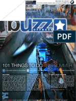 Buzz Off Base | 101 Things to Do This Summer 2012 Edition | Sponsored by Bavarian Motor Cars