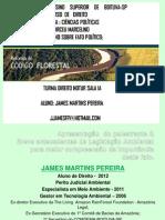 Codigo Florestal Fato Politico Trabalho James Martins Ciencias Politicas
