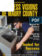 Business Visions of Maury County 2012