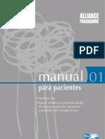 Manual Para Pacientes y Cuiadores Esquizofrenia