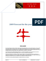 2009 Zodiac Forecast JuXianGuan