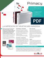 Impresora Evolis Primacy