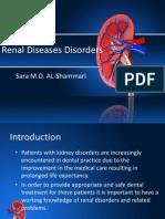 Renal Diseases Disorders