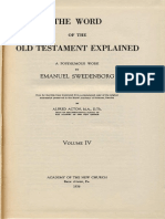 Em Swedenborg THE WORD EXPLAINED Volume IV EXODUS I XXII Numbers 3194 4558 ANC Bryn Athyn PA 1936