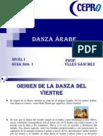 Aprende Danza Arabe Part2