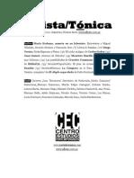 Revista Tónica 2