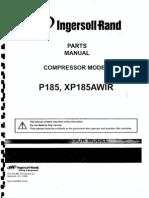 COMPRESOR INGERSOLL-RAND XP750WCU.pdf | Valve | Tire on