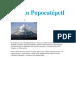 Volcán Popo