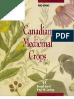 Canada Medical Crops