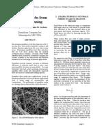 Nanofibre Report