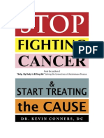 Stop Fighting Cancer
