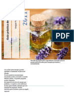 Guía práctica de aceites esenciales