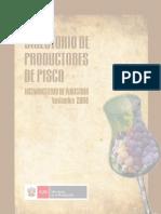 Directorio de Productores de Pisco