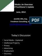 Slides for General Practitioner's Update - Social Media an Overview