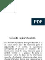 esquemas de planificacion