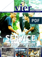 Xavier Magazine (Sendong Issue)