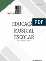 Tese sobre Educação Musical
