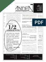 Andén 05 - Medio Ambiente