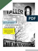 Revista Taller0 Mayo 2012