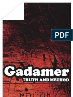 Gadamer - Truth and Method