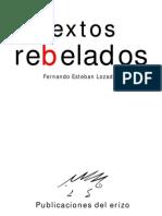 Textos Rebelados Digital