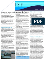 Cruise Weekly for Tue 12 Jun 2012 - Improving Qld ports, New Coral Princess voyages, Half board Hurtigruten, Savona port extension and much more...