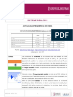 India Informe Pais 2011agost