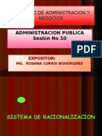 Adm Publica- Sesion No 10